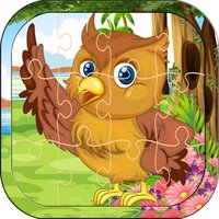 Birds Animal Jigsaw Puzzle for Adults and Fun Kids
