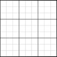 Super Sudoku Solver
