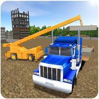 Building City Construction SIM – Constructor crane