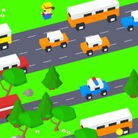 Traffic Faraway Bloxx Universe
