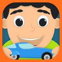 Kids RC Toy car mechanics Free Game for curious boys and girls to look, interact, listen and learn