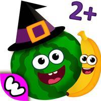 Halloween Kids Toddlers Games