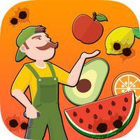 Tricky Shooter Mania - Shot Neighbor's Fruit