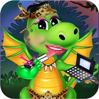Pet Dragon Makeup Salon