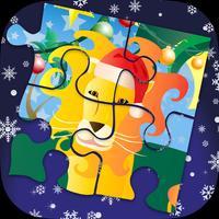 Xmas Jigsaw Puzzle Game Jungle