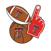 Texas Tech Red Raiders Selfie Stickers