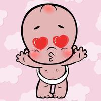 表情定制小破孩——传情问候的神器