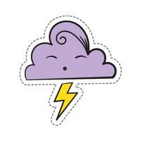 Rainy Stickers
