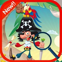 Spot Differences: Pirate Puzzle game