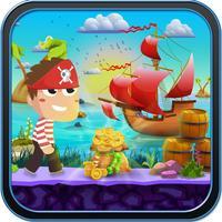 Gold Seeker Help escape a Pirate trapped in a cave