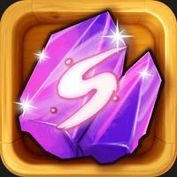 Crystal Match Mania - Gem Connect FREE