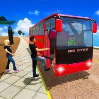 City Bus Coach Driver 3D
