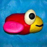 Flappy Clay Bird