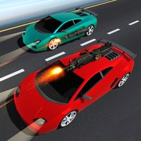 Combat Death Car Racing : Kill & Shoot The Traffic
