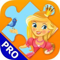 Princess Puzzles for Girls. Premium
