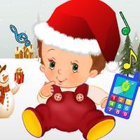 Christmas Baby Phone for Kids