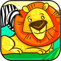 Zoo Animal Jigsaw Puzzle Free For Kids and Adults