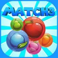 Fresh Fruits Match3