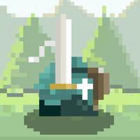 Sword Slayin Knight Legends Pro
