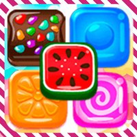 Tropical Candy Chocolat Connect : Puzzle Game