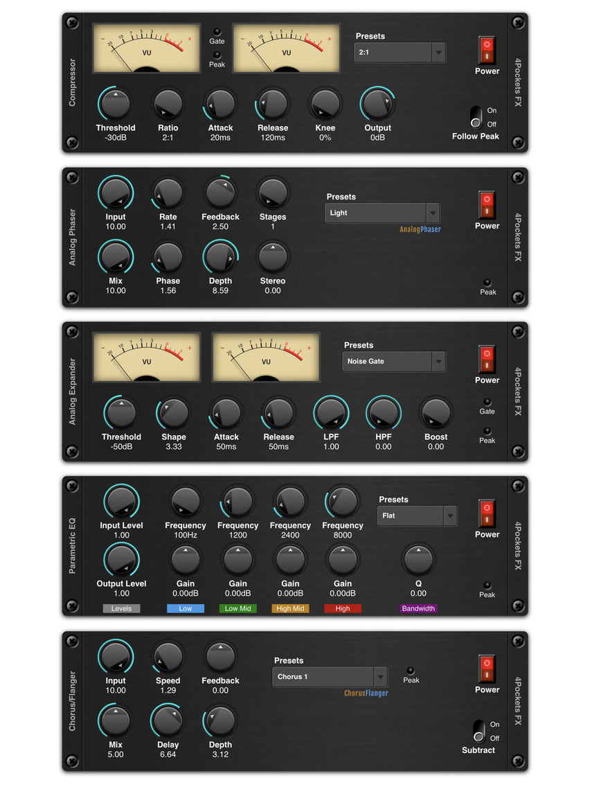 Pitch Shifter AUv3 Plugin App for iPhone - Free Download Pitch