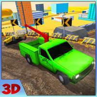Tow Truck Car Lift