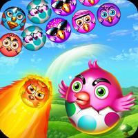 Bubble Bird Shooter: Bird Kingdom