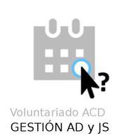 Voluntariado ACD. Gestión AD