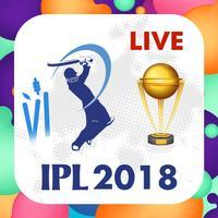 IPL 2018 - Live Match