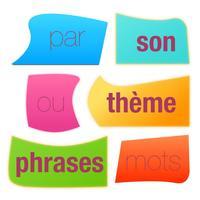 Je lis avec des étiquettes ! Phrases autour des Sons et Thèmes