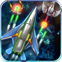 Doodle Galaxy Space Wars. Fight Invasion on Space Star Frontier
