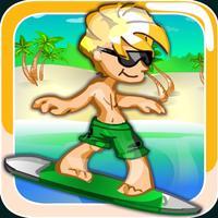 Surf Kings - Beach Surfing & Racing Game