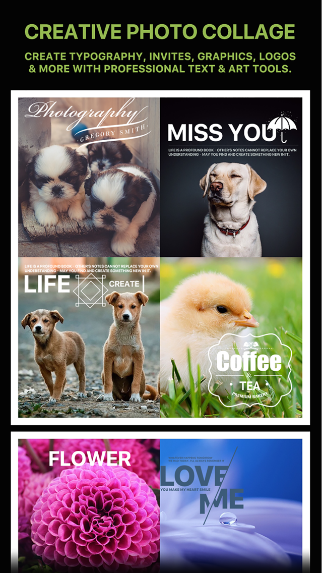 Message Card - Add Stickers, Filters & Text App for iPhone - Free