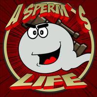A Sperm's Life: A quest to fertilize an egg
