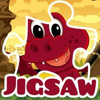 Dino Jigsaw Puzzles pre k 7 year old activities