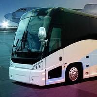 Driving Simulator Bus Drive 3D Park Buses Maximum Traffic Chaos Airport Games