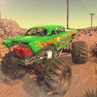 Monster Truck: 3D Simulation
