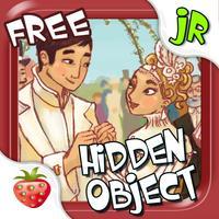 Hidden Object Game Jr FREE - Cinderella