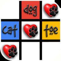 Cat Dog Toe