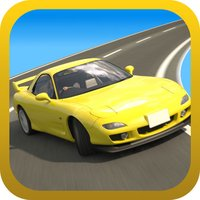 Touch Rally -very simple racing game-