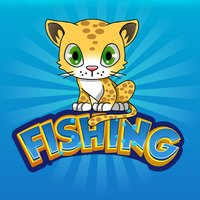 Cat Fishing Game for Kids Free
