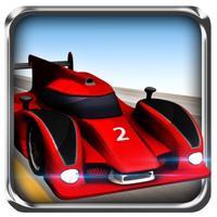 Super Sports Racing Car