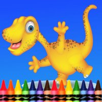 Dino Coloring Book - Dinosaur Drawing for Kid Games