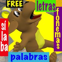 Learn to read with Choco - Colors with Phonemes, letters, syllables and words in Spanish for iPhone