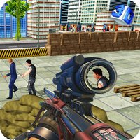 Lone Sniper: Military Shooter & Army Simulator