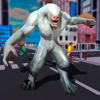 BigFoot Monster City Rampage