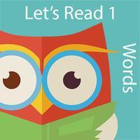 Let's Read 1: Words - Lite